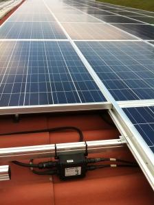 …raccordement électriques IP65...